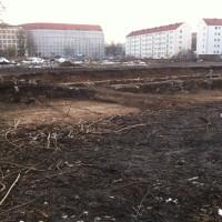 Grundstück Herzogin Garten
