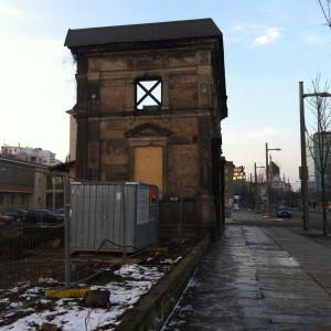 Ruine der Orangerie Bild 1