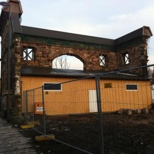 Ruine der Orangerie Bild 2